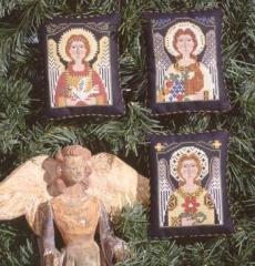Angels - Kreuzstichvorlage The Prairie Schooler
