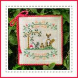 Country Cottage Needleworks Stickvorlage Welcome To The Forest Forest Fox And Friends