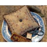Stickvorlage Homespun Elegance Ltd Alphabet Pillow