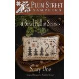 Scary One - Stickvorlage Plum Street