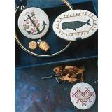 Nantucket Sewing Set - Stickvorlage Stacy Nash Primitives
