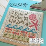 Wild Salt Air - Stickvorlage Hands On Design