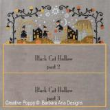 Black Cat Hollow - Part 1 - Kreuzstichvorlage Barbara Ana Designs