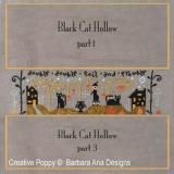 Barbara Ana Stickvorlage Black Cat Hollow Teil 2