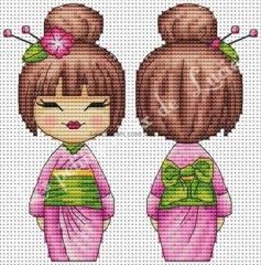 Les Petites Croix De Lucie Stickvorlage Ikuna