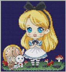 Les Petites Croix De Lucie Stickvorlage Alice