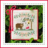 Country Cottage Needleworks Stickvorlage Welcome To The Forest Forest Bear