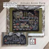 Autumn Acres Farm - Stickvorlage Hands On Design