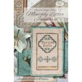 Letters From Mom 6 - January - Stickvorlage Jeanette Douglas
