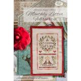 Letters From Mom 7 - February - Stickvorlage Jeanette Douglas