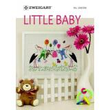 Zweigart Little Baby Stickanleitungen No. 306