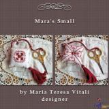 Maras Small - Stickvorlage MTV Designs