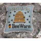 Needle Bling Designs Stickvorlage Bee Warm