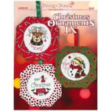 Christmas Ornaments IX - Kreuzstichvorlage Stoney Creek