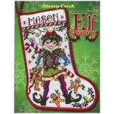 Elf Stocking - Kreuzstichvorlage Stoney Creek