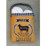 Carriage House Samplings Stickvorlage Sheep Feed Sack
