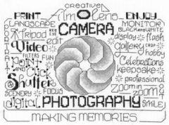 Let's Make Memories - Stickvorlage Imaginating