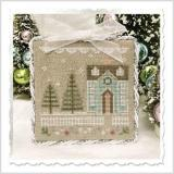 Kreuzstichvorlage Country Cottage Needleworks - Glitter House 3