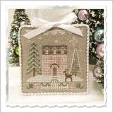 Kreuzstichvorlage Country Cottage Needleworks - Glitter House 4