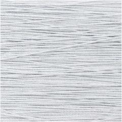Spitzengarn Farbe Silber - Rico Design