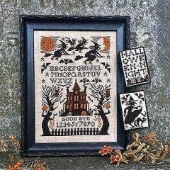 Kreuzstichvorlage Prairie Schooler - Witching Hour