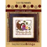 Bent Creek Stickvorlage September Brings