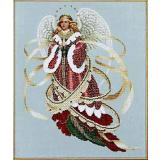 Lavender & Lace Stickvorlage Angel Of Christmas