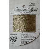 Petit Treasure Braid Rainbow Gallery - High Gloss Gloss Yellow Gold