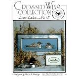 Kreuzstichvorlage Crossed Wing Collection - Loon Lake