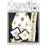Crossed Wing Collection Stickvorlage Wood Warblers II