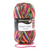 Schachenmayr Bravo Color 02085 Rainbow Jacquard Color