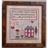 Abby Rose Designs Stickvorlage Glad Hearts