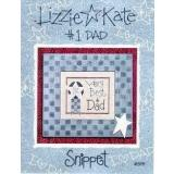 Lizzie Kate Stickvorlage #1 Dad