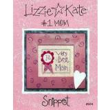 Lizzie Kate Stickvorlage #1 Mom