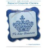 JBW Designs Stickvorlage French Country Crown