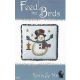 Rosie & Me Creations Stickvorlage Feed the Birds