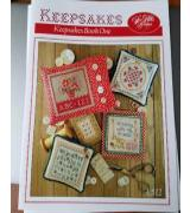 Kreuzstichvorlage Sue Hillis - Keepsakes Book One