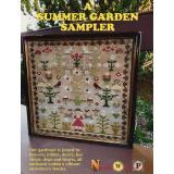 Needle WorkPress Stickvorlage Summer Garden Sampler