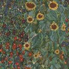 DMC Stickpackung BK1812 Klimt Garten mit Sonnenblumen