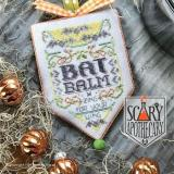 Hands On Design Stickvorlage Scary Apothecary Bat Balm