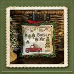 Little House Needleworks Stickvorlage Jack Frost's Tree Farm 4 Balsam Fir