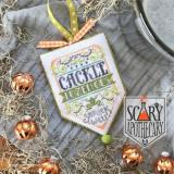 Hands On Design Stickvorlage Scary Apothecary Cackle Lozenges