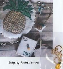 Romys Creations Stickvorlage Celebration 2019