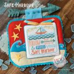 Stickvorlage Hands On Design Safe Harbour