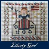 Nikyscreations Stickvorlage Liberty Girl