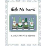 CM Designs Stickvorlage North Pole Gnomes