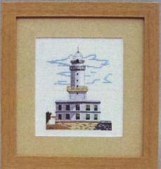 Oehlenschläger Stickpackung 50113 Leuchtturm 22x25