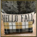 The Scarlett House Stickvorlage Hello Fall