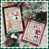 Waxing Moon Designs Stickvorlage Merry Musings