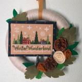 Petal Pusher Stickvorlage Winter Wonderland